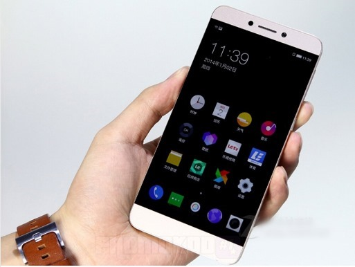 LEECO LETV Le 1S x500 32GB Главное меню Android