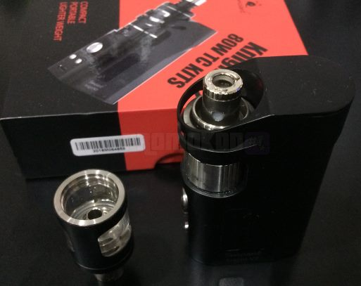 Smoant Knight V2 80W TC Mod Kit Купить