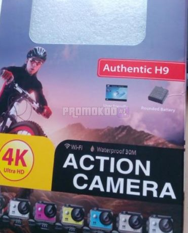 action camera EKEN H9 ultra hd 4k инструкция
